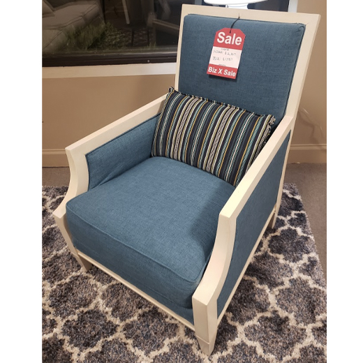 Thomasville Excelsior Chair - Teal