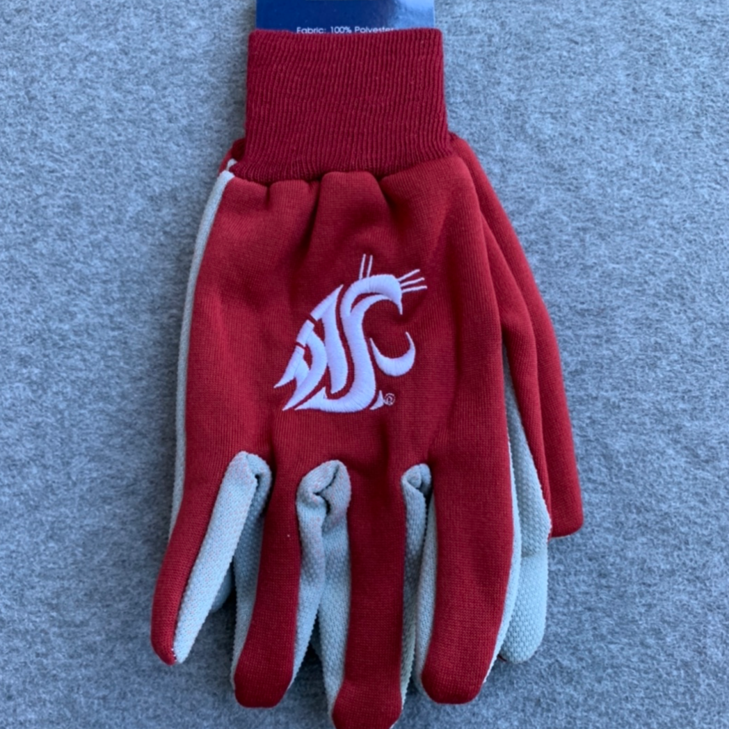 WSU Crimson Gloves