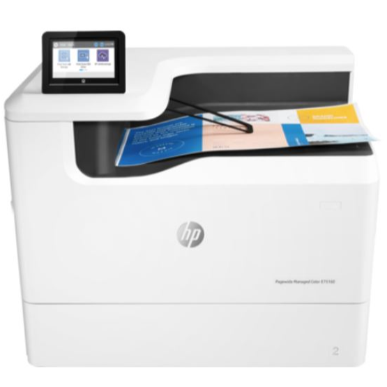 HP PageWide Managed Color E75160dn A3 Printer with 12-Month Service Agreement