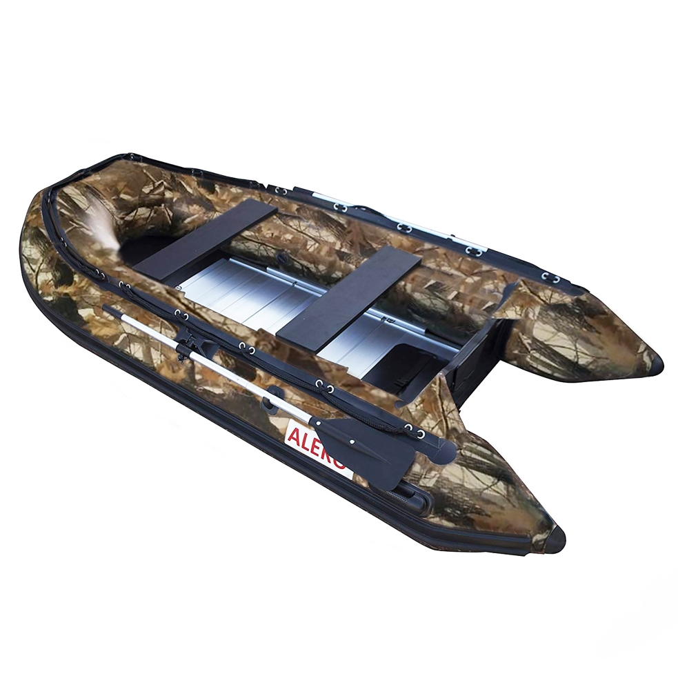 BT320HU - Inflatable Boat with Aluminum Floor - 10.5 ft - Hunter Style