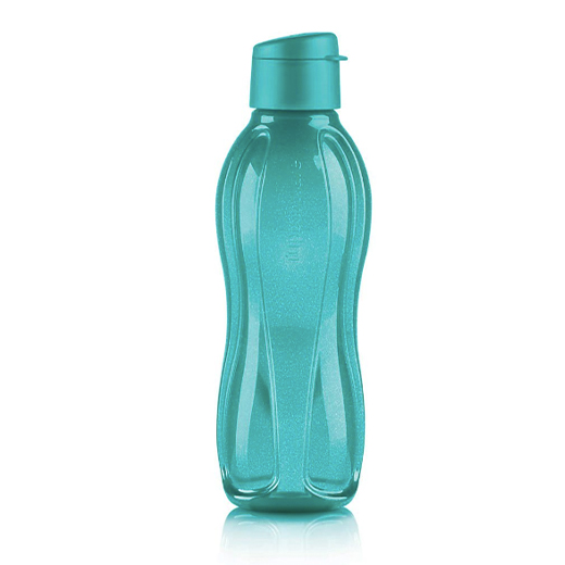 Large Eco Water Bottle/Tropical Water