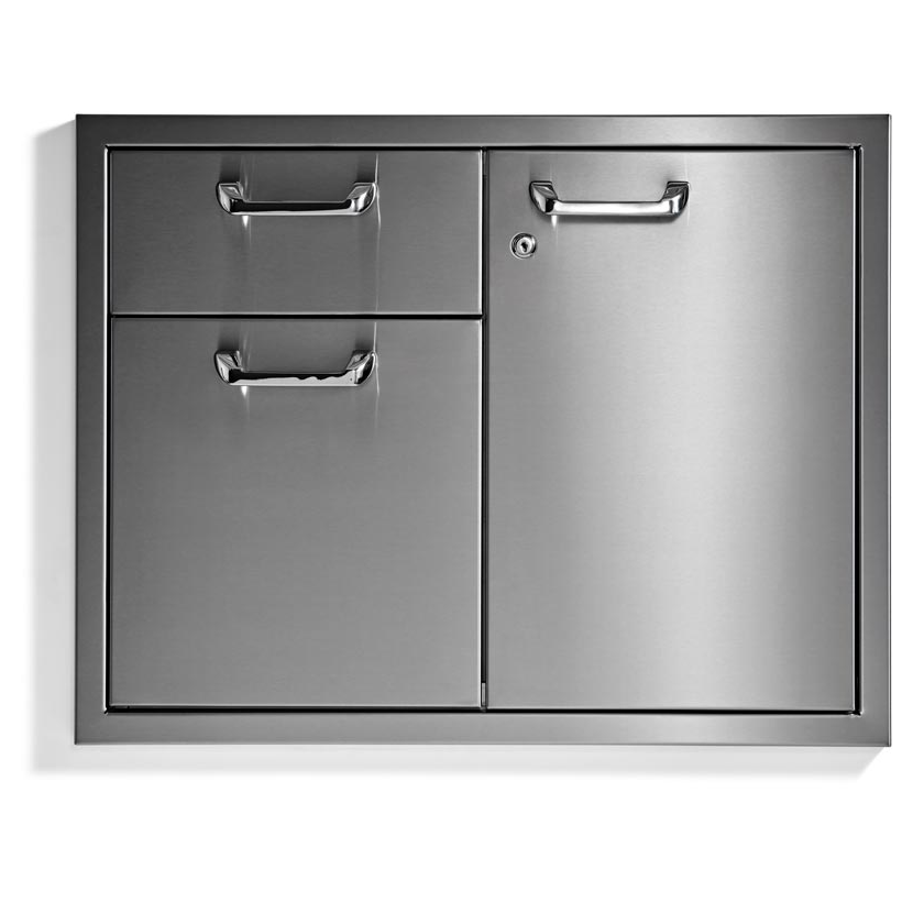 "30"" CLASSIC DOOR DRAWER COMBINATION (LSA30)"
