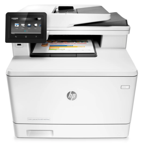 HP Color LaserJet Pro Multifunction M479fdn