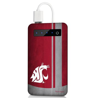 NWT WSU POWERBANK PORTABLE PHONE CHARGER