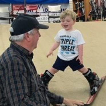 Indoor Ski Lessons