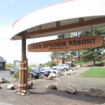 Trade Certificates for Iron Springs Resort in Copalis Beach, WA