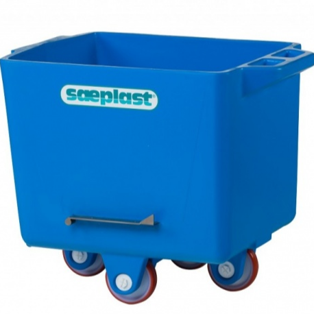 200 PE Buggy Bulk Container with Lift Brackets (Dmg A - BC)