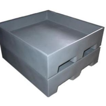 Poly Pallet Bin Holder (New - BC)