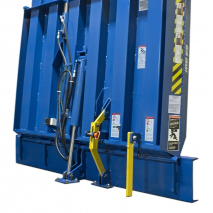 Blue Giant Vertical Dock Leveler
