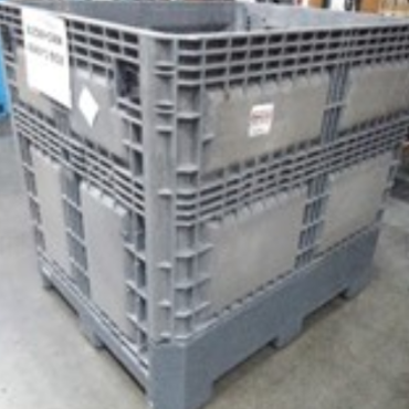 BG48404602 - Bulk Collapsible Container (Used A)