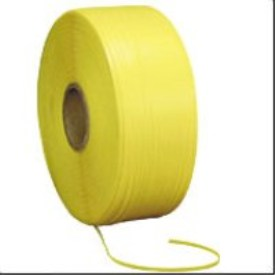 "1/4"" Signode Polyproylene Strapping - Yellow"