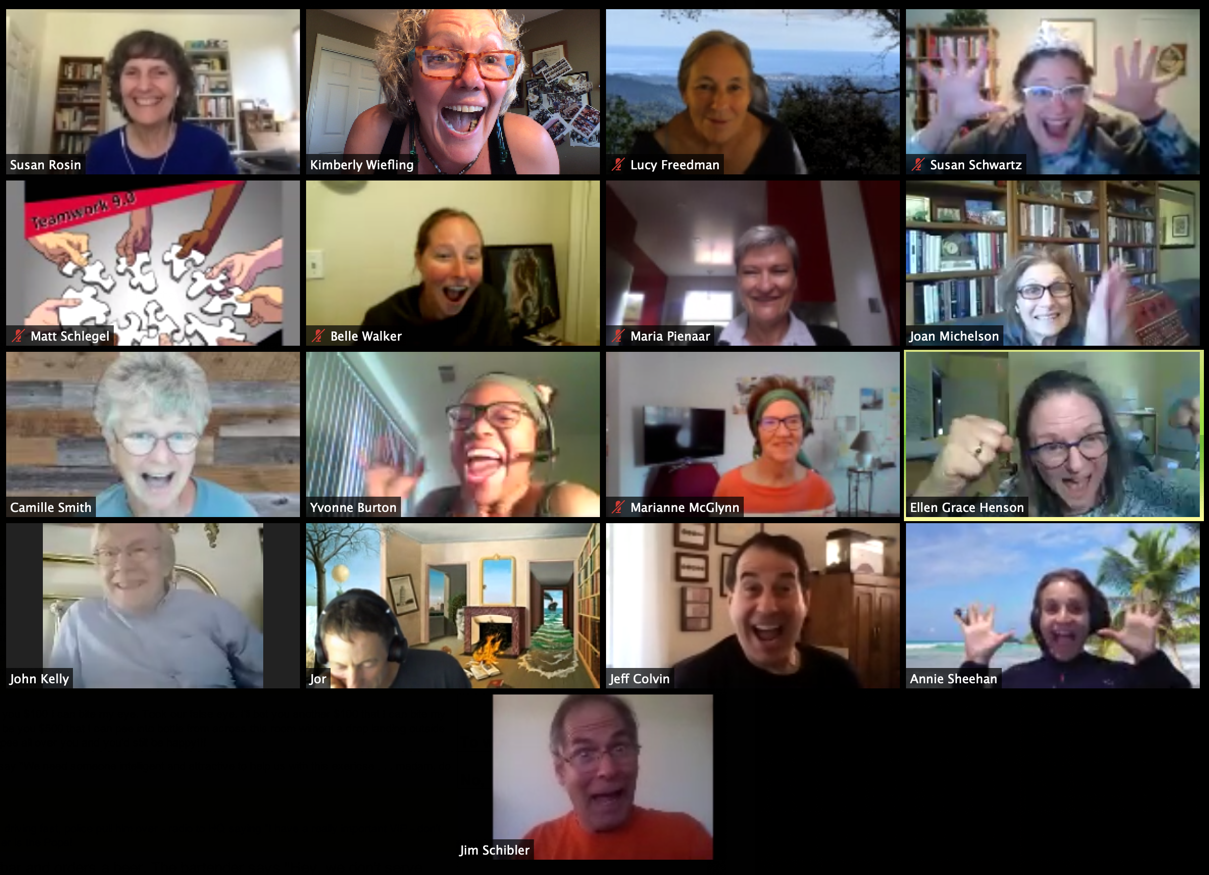 Remote Teams That ROCK! Workshop Facilitation