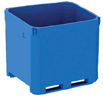 DMPC1050 Triple Wall Bulk Container ‑ Sky Blue