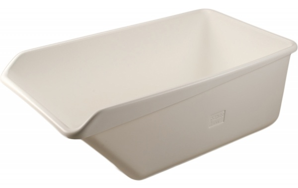 6901 Dump Tub - White (Dmg A)