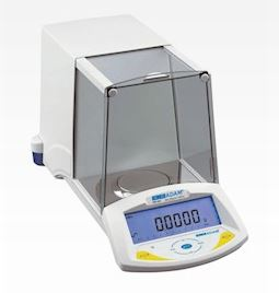 Lab Scale with Glass Weighing Chamber