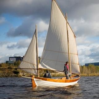 Caledonia Yawl Sailboat