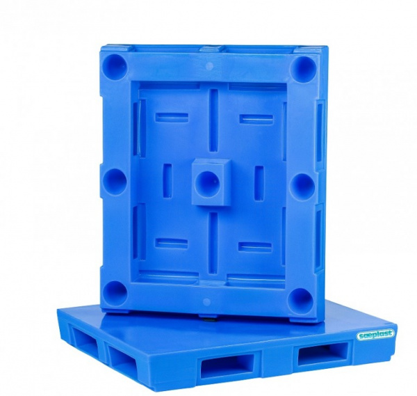DP40C - 40x48 Plastic Pallet (New)