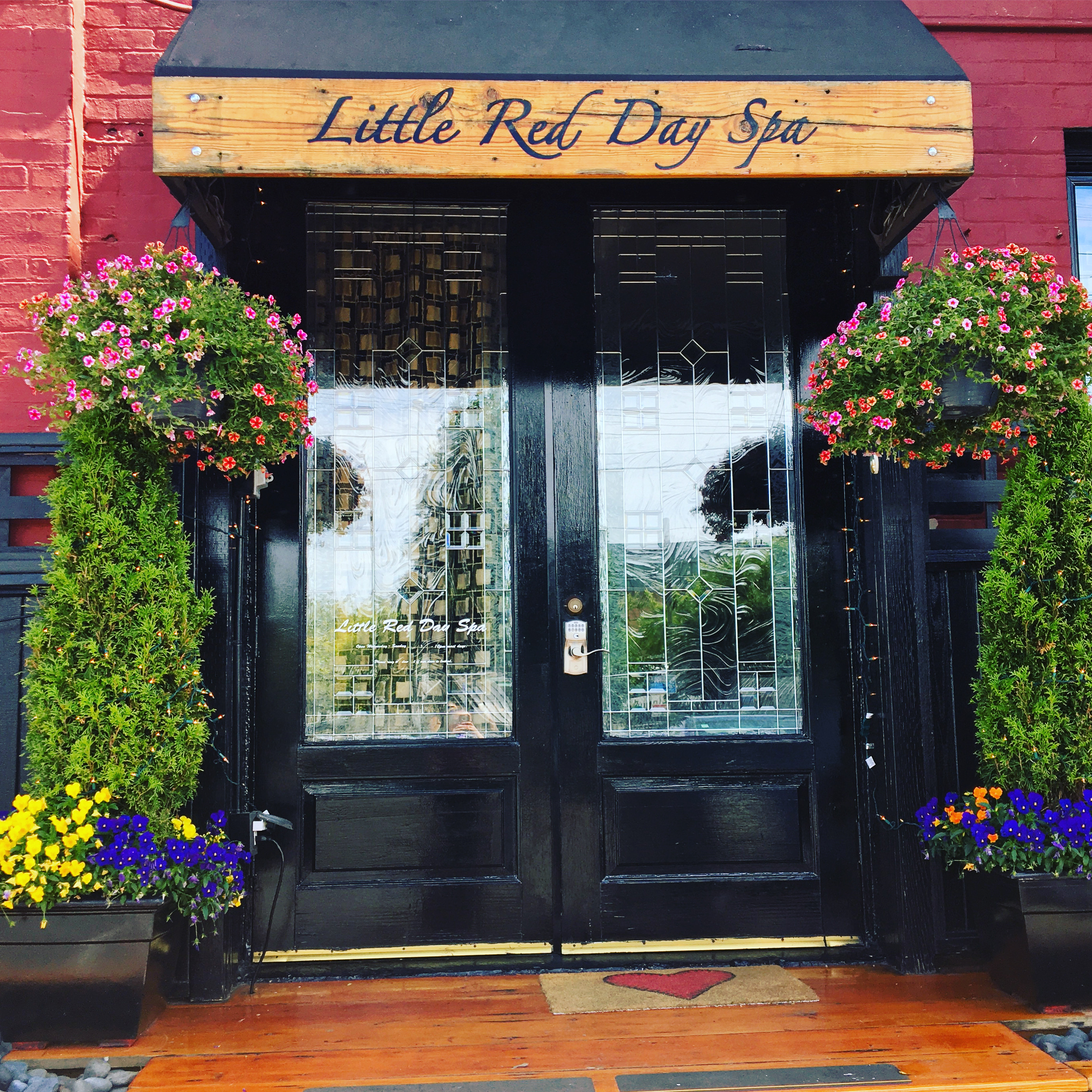 Little Red Day Spa Membership