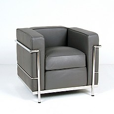 Corbusier Style: Petite Club Chair