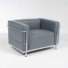Corbusier Style: Grande Lounge Chair