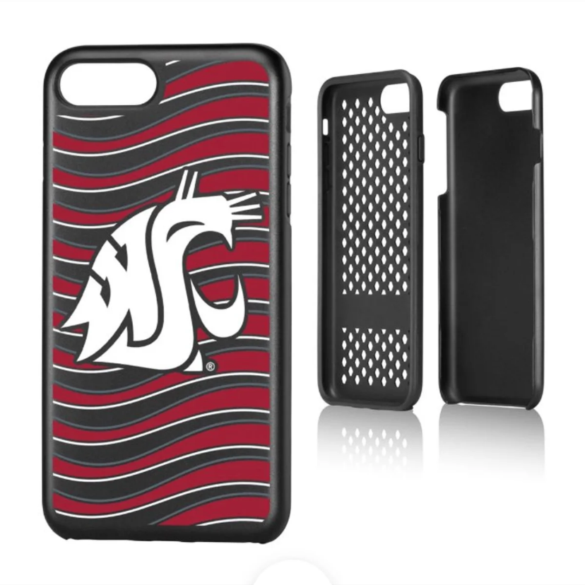 NWT IPhone 7+/8+ WSU Cougars Case