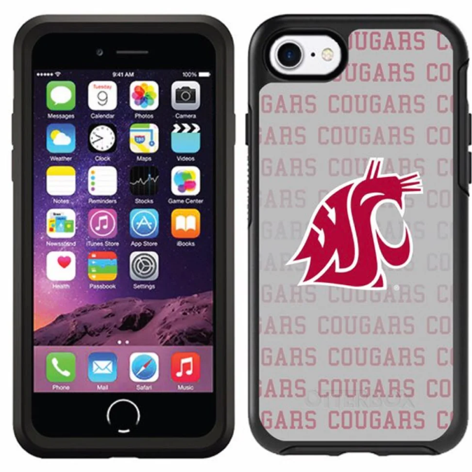NWT IPhone 7/8 WSU Cougars case
