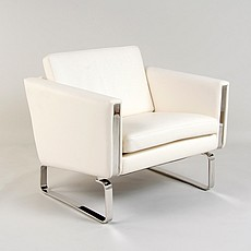 Wegner Style: JH Lounge Chair
