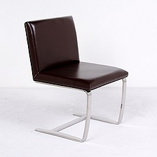 Mies Style: Executive Armless Chair