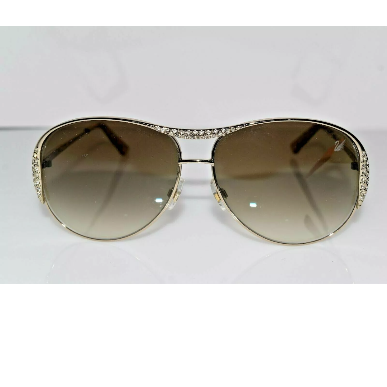 Swarovski Chic Aviator Women's Sunglasses