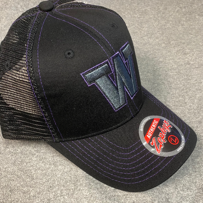 Men's UW Mesh Adjustable Hat