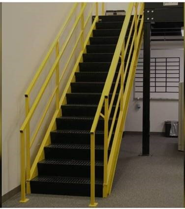 Cubic IBC Stair Way (New - BC)