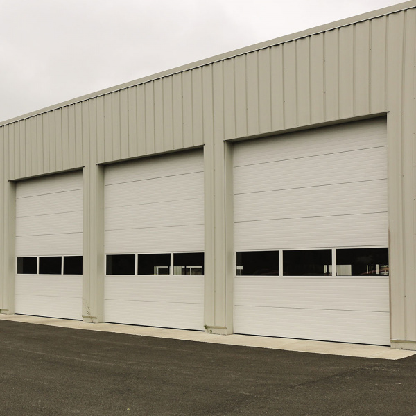 Thermospan 150 - Insulated Steel Sectional Overhead Door