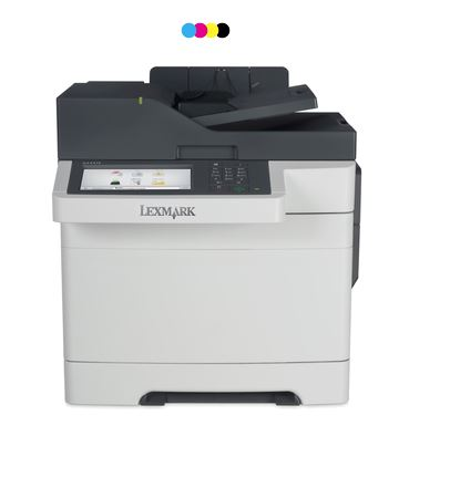 *Refurbished* Lexmark Color Printer - XC2132 Color 32ppm A4 Multifunction (MFP) Scan/Print/Copy