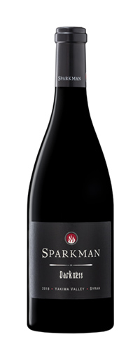 Case of 2017 Darkness Syrah