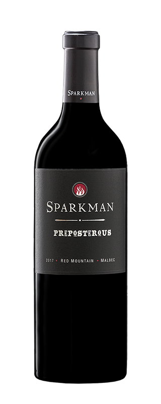 Case of  2017 Preposterous Malbec