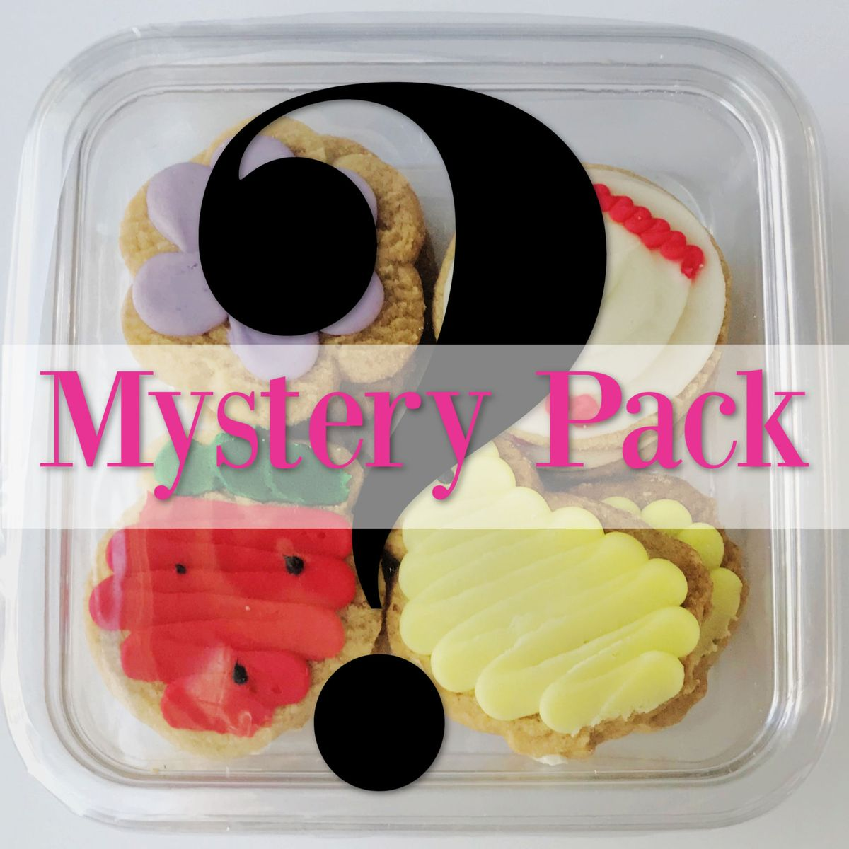 Mystery Pack Whole Wheat Shortbread Tub