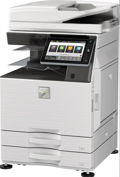 Sharp MX-4071 Copier - 40ppm A3 Color Copier with Scan/Print/Copy