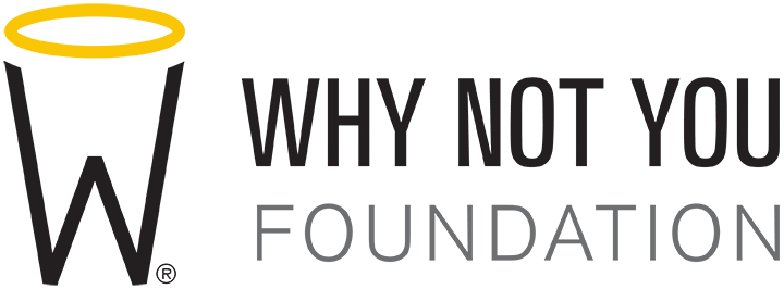 Donations to the Why Not You Foundation