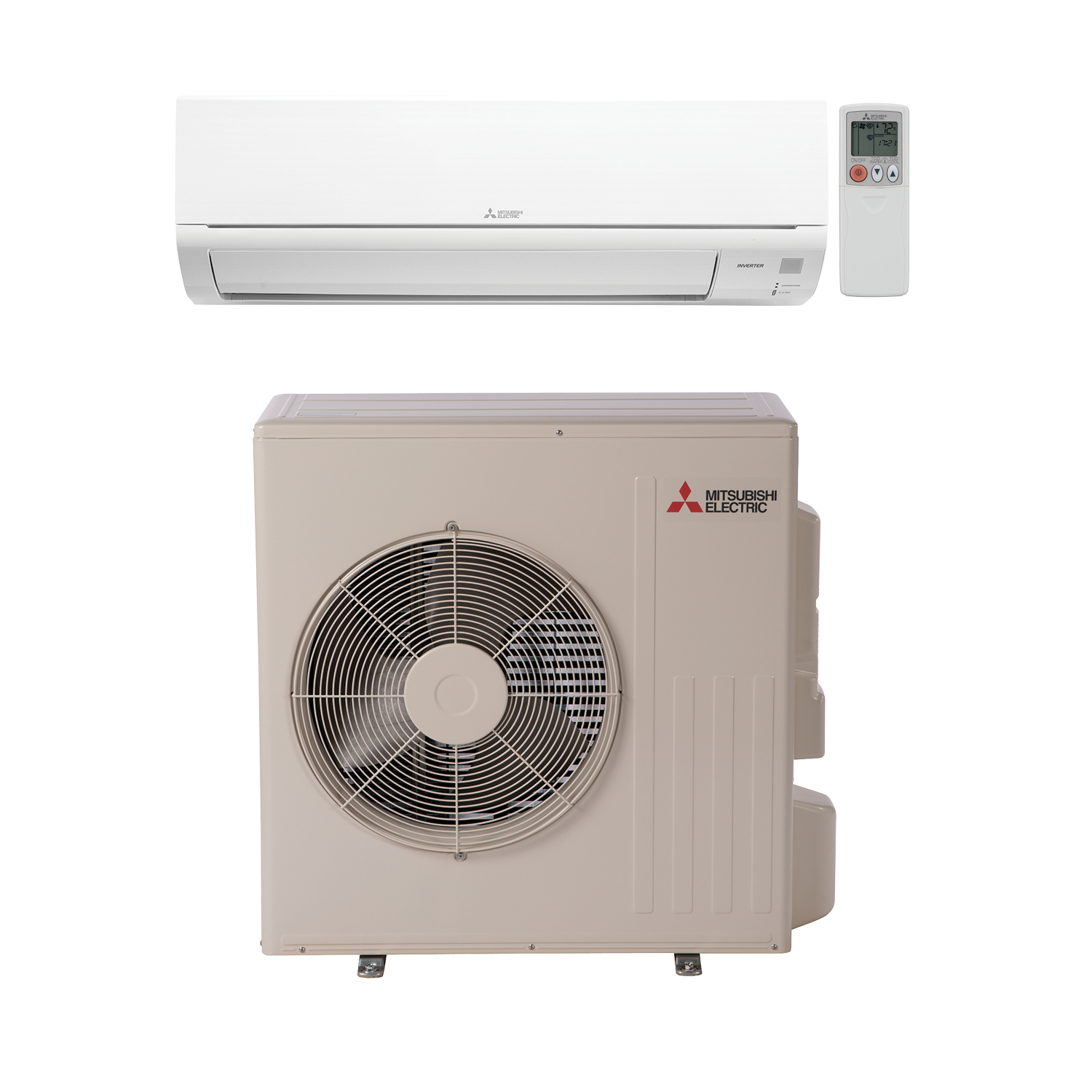 Ductless AC/Heat Pump Installed (2 units available per month at 100% BizX)
