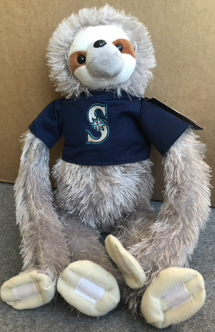 Seattle Mariners Shirt Sloth