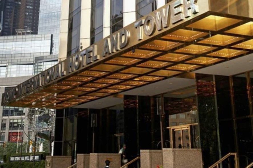 Trump International Hotel and Tower, New York City, NY - 2 Bedroom Residence, Park View Corner Suite, Top Floor - Various Dates