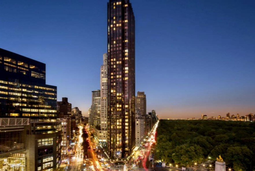 Trump International Hotel and Tower, New York City, NY - 2 Bedroom Residence - Various Dates