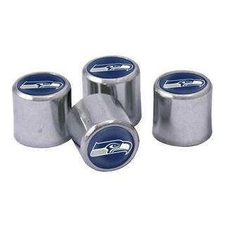 Seattle Seahawks Valve Stem Caps