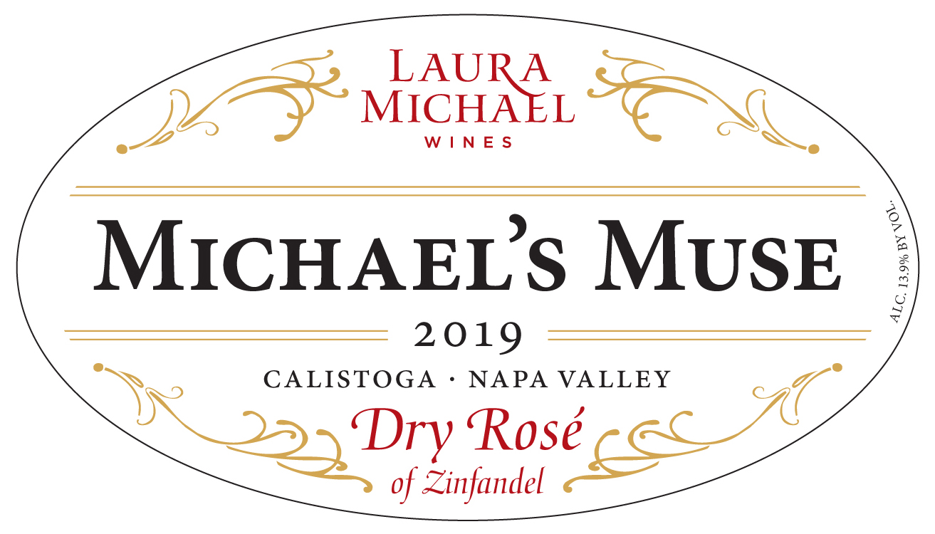 2019/20 Michael's Muse Dry Rosè of Zinfandel Case of Wine