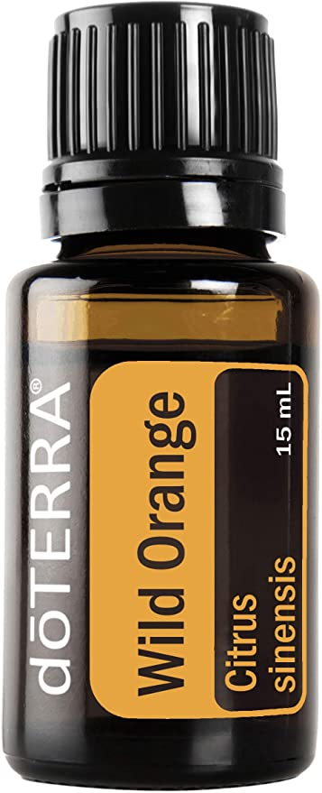Wild Orange Doterra  15 ml Essential oil
