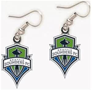 Women's Seattle Sounders Earrings