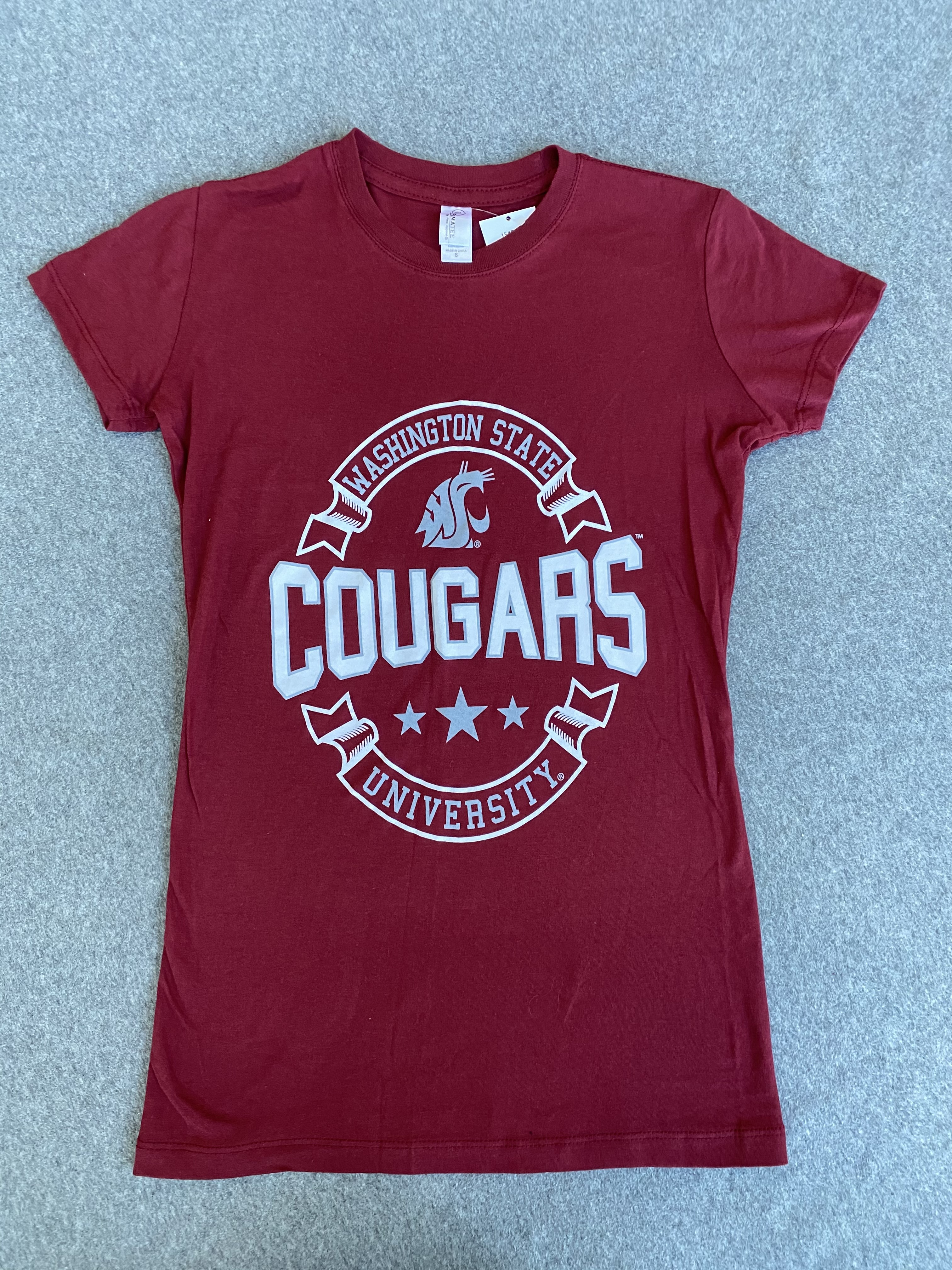 Women's Crimson Cougars T-shirt