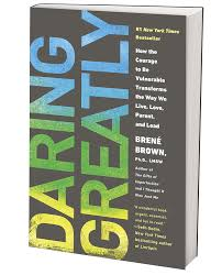 Daring Greatly by Brene Brown (paperback)