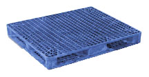 Structo Cell - 48x48 Heavy Duty Plastic Pallets (New - BC)