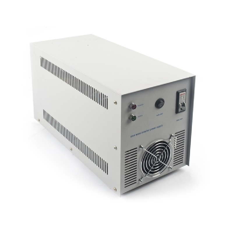 Power Inverter - 3000W - 72V DC to 120V AC